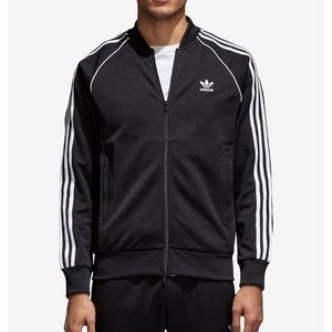 Adidas 3 Stripe SuperStar Track Jacket 2XL
